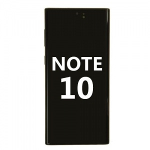 LCD Assembly without frame for Samsung Galaxy Note 10 (Black)