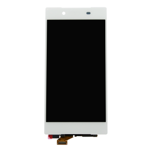 Premium Display Assembly (LCD and Touch Screen) (White) For Sony Xperia Z5
