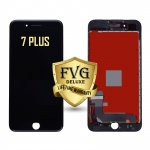 LCD Assembly For iPhone 7 Plus (Deluxe Quality Aftermarket, Made By FVG) (Black)