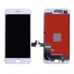 LCD Assembly (Supreme Quality Aftermarket, Made by AUO) (White) For iPhone 7 Plus