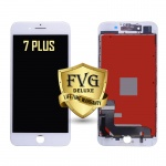 LCD Assembly For iPhone 7 Plus (Deluxe Quality Aftermarket, Made By FVG) (White)