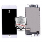 LCD Assembly For iPhone 8 (OT1 Advance Technology, Made By JQJQ) (White)