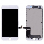 LCD Assembly (Supreme Quality Aftermarket, Made by AUO) (White) For iPhone 8 Plus
