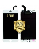 LCD Assembly For iPhone 6 Plus (Deluxe Quality Aftermarket, Made By FVG) (White)