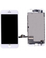 LCD Assembly (Deluxe Quality Aftermarket, Made By FVG) (White) For iPhone 8