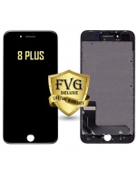 LCD Assembly For iPhone 8 Plus (Deluxe Quality Aftermarket, Made By FVG) (Black)