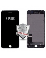 LCD Assembly For iPhone 8 Plus (OT1 Advance Technology, Made By JQJQ) (Black)