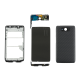 Housing Assembly with Small Parts (Black) For Motorola Droid Ultra XT1080