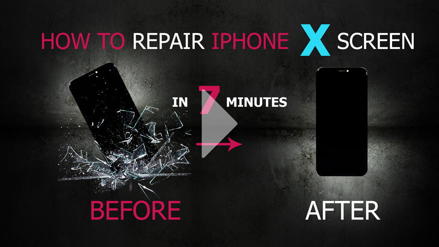 iPhone X Screen Repair