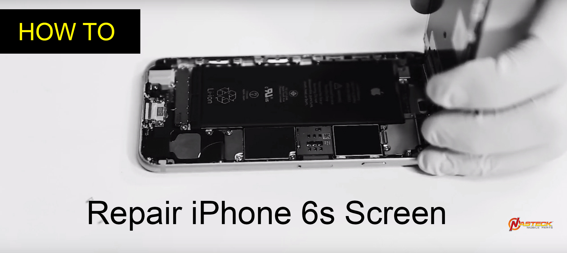 how to replace a cracked or broken screen on your iPhone 6s